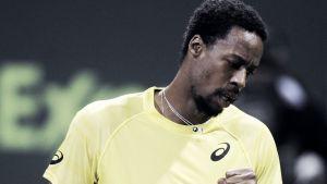 Gael Monfils se retira de Niza y peligra Roland Garros