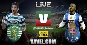 Sporting CP vs FC Porto, así lo vivimos