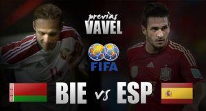 Bielorrusia - España: Borisov bien vale una Eurocopa