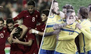 Score Portugal U21 vs Sweden U21 in 2015 Under-21 European Championship (1-1)
