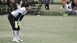 """Alexis Viera: """"Hoy le agradezco al Depor que me abre las puertas y me da la oportunidad de jugar"""""""