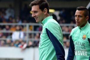 Messi y Suárez, nominados al premio al Mejor Jugador de la UEFA