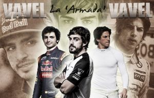 Análisis F1 VAVEL: Alonso, Sainz y Merhi, los representantes de la 'Armada'