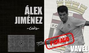 Alex Jimenez ha convencido a Víctor
