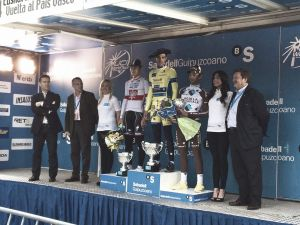 La Vuelta al País Vasco 2015 arrancará en Bilbao