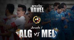 Algeciras CF - UD Melilla: el fútbol vuelve al Nuevo Mirador
