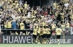 El fútbol total regresa a Dortmund