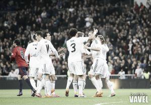 Real Madrid - Osasuna: sin perder el compás mirando hacia Múnich