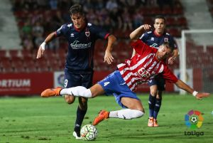 Dominio sin premio para el Girona