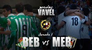 Betis B - Mérida: empieza lo serio