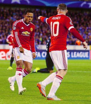 Rooney envoie Manchester United en Ligue des Champions
