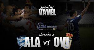 Deportivo Alavés - Real Oviedo: continuar por el buen camino
