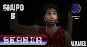 Eurobasket 2015. Serbia: un rival temible