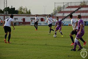 El Real Jaén se perdió en Sevilla