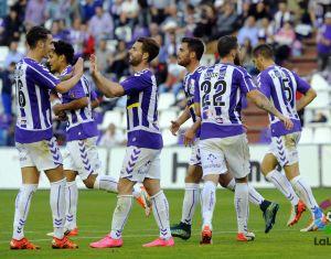 UD Almería - Real Valladolid: el Pucela quiere pescar en río revuelto