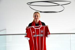Leah Galton and Fei Wang join Bayern Munich