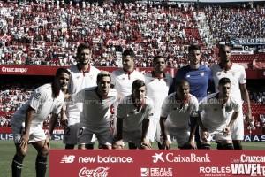 Sevilla FC - Deportivo Alavés: puntuaciones del Sevilla FC en la jornada 7 de la Liga