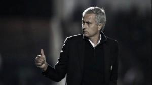 "Mourinho: ""Fue un gran partido"""