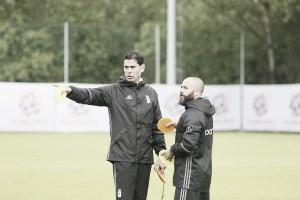 """Fernando Hierro: """"Solo vale ganar"""""""