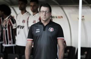 Martelotte faz mistério e não define Santa Cruz para jogo contra Vila Nova