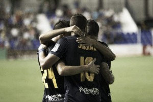 Juanma se desvincula del UCAM Murcia CF
