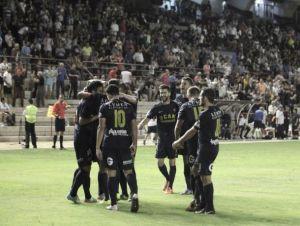Cinco euros para ver al UCAM Murcia CF en Marbella y gratis para los menores de doce años