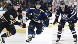 12 equipos siguen buscando su primera Stanley Cup