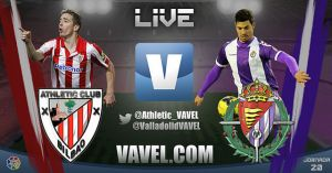 Athletic de Bilbao vs Real Valladolid en vivo y en directo