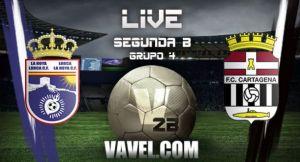 La Hoya Lorca - Cartagena en directo Online