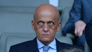 La prensa italiana critíca las designaciones arbitrales de Collina