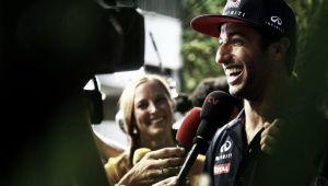 "Daniel Ricciardo: ""Está bien aprovechar todo eso"""