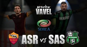 AS Roma vs Sassuolo Preview: Both sides hoping to continue good form