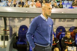 """Ranko Popovic: """"Yo creo que la segunda parte tampoco fue tan mal, nos faltaron los goles"""""""