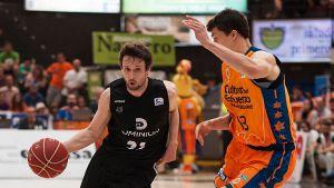Dominion Bilbao Basket- Valencia Basket: a por las semifinales