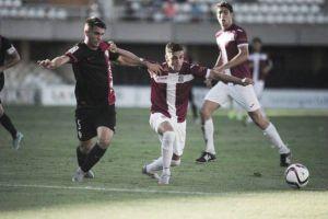 El Cartagena consigue la primera victoria de la temporada