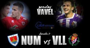 CD Numancia - Real Valladolid: en busca de la redención ante la resistencia numantina