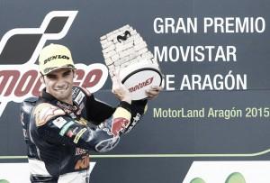 Vuelta al 2015. GP de Aragón: victoria de Oliveira, comienza la remontada