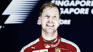 "Sebastian Vettel: ""Tenemos un largo camino por recorrer"""