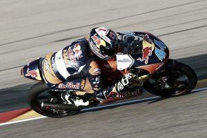 Moto3 Aragon: vince Oliveira, sfortunato Bastianini, Kent disastro