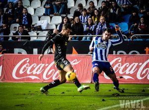 """David García: """"Son un equipo muy correoso que juega muy bien a la contra"""""""