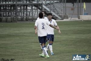 Joel Méndez sale del Deportivo Aragón para fichar por el Sabadell B