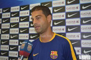 """Gerard López: """"Hemos hecho todo para ganar, solo ha faltado acierto"""""""