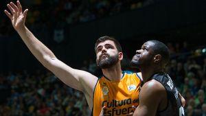 Valencia Basket vs Dominion Bilbao Basket en vivo y en directo online