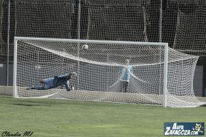 Deportivo Aragón y Caudal, los menos goleados en lo que va de liga