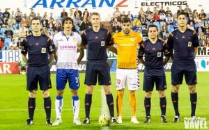 El Real Zaragoza logra un valioso punto en un difícil encuentro