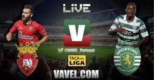 Penafiel vs Sporting CP, así lo vivimos