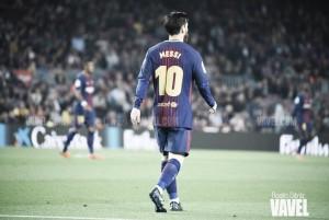 La Argentina de Leo Messi, fuera de Rusia