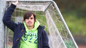 """Dani García: """"Mi futuro está cerca de que me quede en Eibar"""""""
