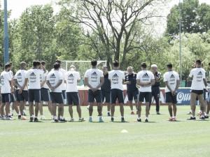 Novedades de Argentina previo al duelo ante Colombia