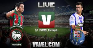 Marítimo vs Oporto en vivo y en directo online